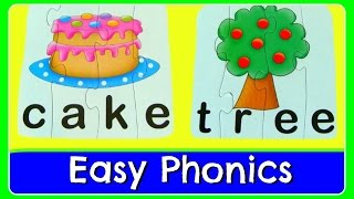 getlinkyoutube.com-Learn To Read & Spell With 4 Letter Sight Words!  Easy ABC 4 Letter Word Phonics Teaches Reading