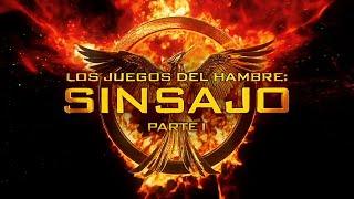 getlinkyoutube.com-LOS JUEGOS DEL HAMBRE: SINSAJO - PARTE 1 | DVD y Blu-ray