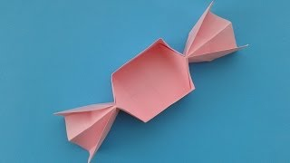 getlinkyoutube.com-origami candy box
