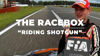 Onboard Max Verstappen at Genk for the European Championship KZ