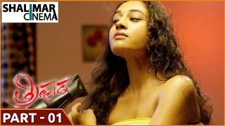 Tripura Telugu Movie Part 01/12 || Naveen Chandra, Swathi Reddy, Sapthagiri || Shalimarcinema