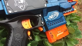 "Nerf Mod: Quasar Stryfe (Re""vamp""ed Stryfe w/ Automotive Paintjob)"