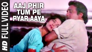 getlinkyoutube.com-Aaj Phir Tum Pe Pyar Aaya Full HD Song | Dayavan | Vinod Khanna, Madhuri Dixit