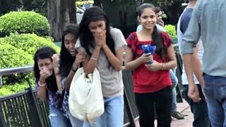 getlinkyoutube.com-Pressing 'BOOBS' Prank (Gone Wrong) | AVRprankTV (Pranks In India)
