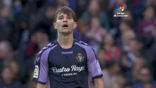 REAL MADRID, 2 - REAL VALLADOLID, 0 (LIGA 18/19, JORNADA 11, 03-11-2018)