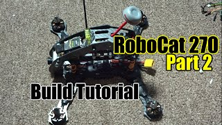 getlinkyoutube.com-RoboCat 270: Build Tutorial, Part 2