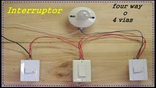 getlinkyoutube.com-Interruptor Four way