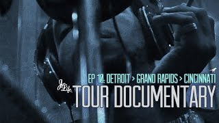 Curren$y - €œPilot Talk 3 Tour€ (3 Cities) [Episode 10]