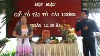 getlinkyoutube.com-Giỗ tổ sân khấu tài tử cải lương ngày 12-08 AL (2012) Phần 2
