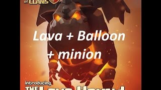 getlinkyoutube.com-How to LavaLoonion at TH9 in Clash of Clans
