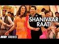 Shanivaar Raati Song Main Tera Hero | Arijit Singh | Varun Dhawan, Ileana DCruz, Nargis Fakhri