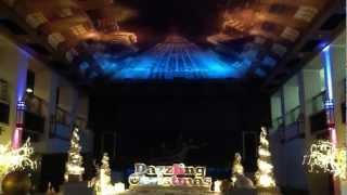 getlinkyoutube.com-Fountain dance natal 2012, air mancur menari, grand indonesia mal jakarta indonesia
