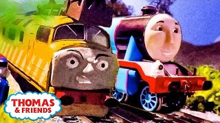 getlinkyoutube.com-Thomas & Friends: The Final Run | Racers on the Rails Episode #4 | Thomas & Friends