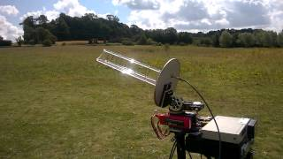 getlinkyoutube.com-Long Range FPV Jet Turbine Wing + Tracking Ground Station
