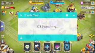 getlinkyoutube.com-Castle Clash Hero Ability Hack/Mod 2017
