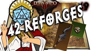 getlinkyoutube.com-42 REFORGES ♥RNGESUS♥  ~ Journal d'un Nephalem #49 ~ Diablo 3