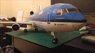 getlinkyoutube.com-KLM MD-11 Paper model