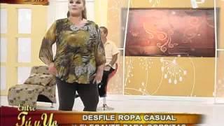 getlinkyoutube.com-Ropa casual y elegante para gorditas