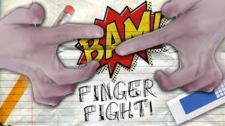 getlinkyoutube.com-The Finger Fight
