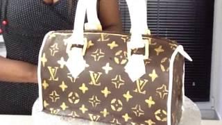 getlinkyoutube.com-LV Cake purse