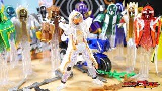 getlinkyoutube.com-【仮面ライダーゴースト】全身が綺麗なクリアラメボディ!GC13 仮面ライダーゴースト ムゲン魂をレビュー!Kamen Rider Ghost GC13 Mugen Damashii
