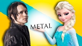 getlinkyoutube.com-DEMI LOVATO - LET IT GO (FROZEN) [Metal Cover]