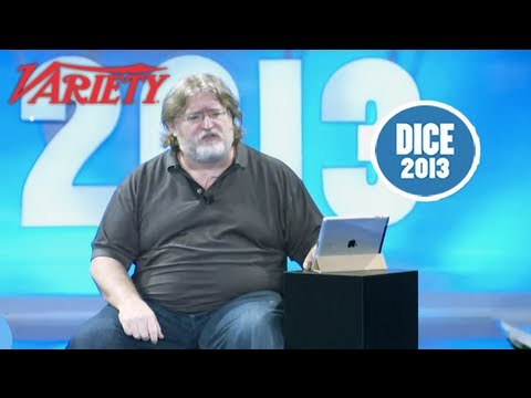 Valve Founder Gabe Newell 
