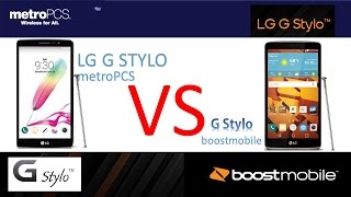 getlinkyoutube.com-LG G STYLO  metro PCS  VS G STYLO Boostmobile
