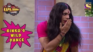 Rinku Devi's Wild Dance   The Kapil Sharma Show