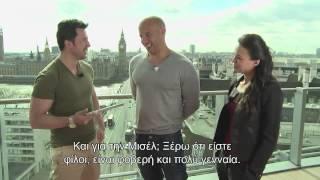 getlinkyoutube.com-Vin Diesel speaks Greek