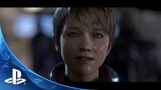 Detroit: Become Human - Teaser | Exclusive to PS4 width=
