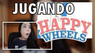 getlinkyoutube.com-¡NOOOO! Soy una asesina :c | Happy Wheels