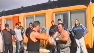 getlinkyoutube.com-Gypsy Bareknuckle Boxing Collection 1 Joyce v McDonagh 10 + fights over an hour