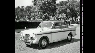 getlinkyoutube.com-Uk cars 1950's,1960's