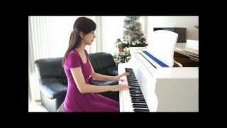 getlinkyoutube.com-Noriko Sakai 酒井 法子 - Blue Rabbit 碧いうさぎ (Piano Arrangement)