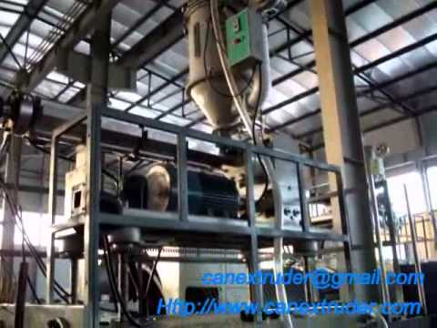 150 500mm hollow wall caliber winding pipe extrusion line