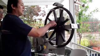 Magnetic Powered Generator