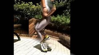 getlinkyoutube.com-光澤褲 Exclusive Temp Cool Shiny Pants: Light & Breathable; Sports & Yoga; Super Stretchy
