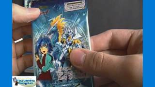 getlinkyoutube.com-Opening A Box of Cardfight Vanguard English Edition VGE-BT01 Part 1/3