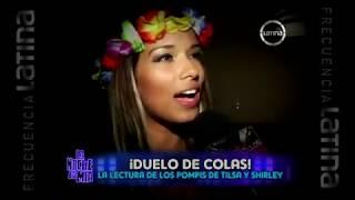 getlinkyoutube.com-¿Quién tiene mejor 'colita': Shirley Arica o Tilsa Lozano?