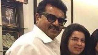 getlinkyoutube.com-I don't take Sarathkumar as my stepfather : Radhika's daughter Rayan