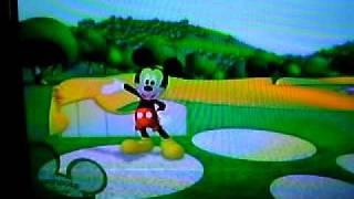 La Casa de Mickey Mouse ¡que bien! en castellano latinoamericano.AVI