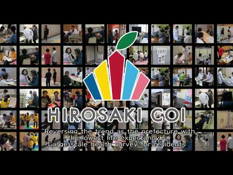 Contribution to SDGs by health open innovation in Japan's Hirosaki University COI