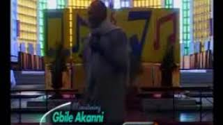 THE GAINS OF THE CROSS BY GBILE AKANNI