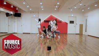여자친구 GFRIEND - 밤 (Time For The Moon Night) Dance Practice ver.