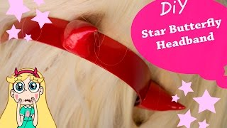 getlinkyoutube.com-Tutorial Cosplay - Star Butterfly Headband - DIY