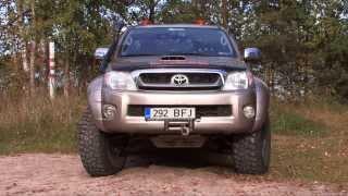 getlinkyoutube.com-Xtra-Motors - Hilux Arctic Trucks