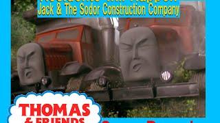 getlinkyoutube.com-Accidents will Happen Jack & The Sodor Construction Company Ver.