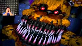 getlinkyoutube.com-Markiplier FNAF 4 Jumpscare Montage (remake)