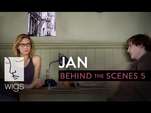 Jan -- Behind the Scenes: Robbie Revealed | Featuring Kyle Gallner | WIGS